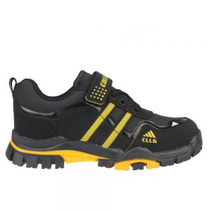 ART GLG7255 BLK-YELLOW 31-35